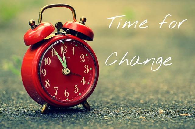 Zmiany, zmiany